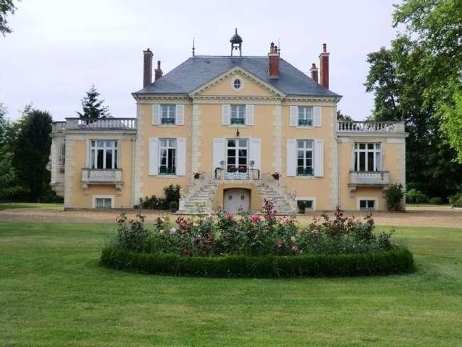 Château 30 mn SUD LE MANS